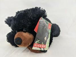 "Aurora Black Bear Plush 6"" Stuffed Animal Toy - $8.95"