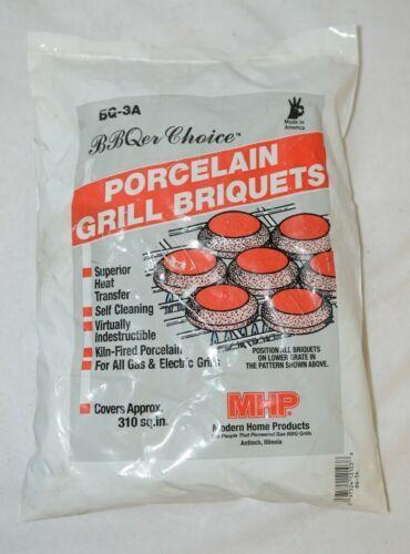 BBQer Choice BQ3A Porcelain Grill Briquets Gas And Electric Grills