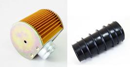 Honda C92 C95 CA92 CA95 CB92 CA160 Air Cleaner Filter + Connecting Tube New - $19.19