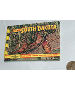 1960's Scenic South Dakota SD 10 Plastichrome Reproduction Views Travel ... - $9.09