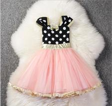 Newly Pink Tulle Flower Girl Dress 2018 Little Girls Pageant Dress For W... - $19.99