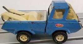 Vintage 1970s Mini Tonka Wrecker Tow Truck - $15.25