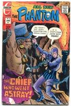 THE PHANTOM #56 1973-CHARLTON COMICS-BAT COVER FR/G - $25.22