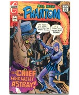 THE PHANTOM #56 1973-CHARLTON COMICS-BAT COVER FR/G - $25.22