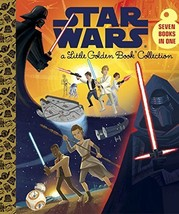 Star Wars Lgb Collec By Golden Books In Hardcover Free Shipping - $11.66