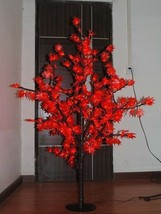 5 Ft LED Maple Leaf Tree Light Outdoor Party Wedding Holiday Christmas decor - $319.00