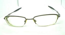 Oakley SCULPT 6.0 Brushed Chrome 74-918NC 8G 53-18-142 Eyeglasses Frames - $39.49