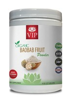 baobab range - ORGANIC Baobab Fruit Powder - weight management superfood 1B - $23.33