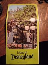 Disneyland 1981 Brochure - Vintage Anaheim Sister Sledge Michael Damian Program - $19.79