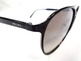 Prada Men's Sunglasses PR62TS Black Pilot Mirrored 54-20-140 Made In Italy - New - $235.00