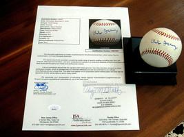 CHUB FEENEY MLB NL PRESIDENT 1970-86 SIGNED AUTO VINTAGE WILSON BASEBALL... - $395.99