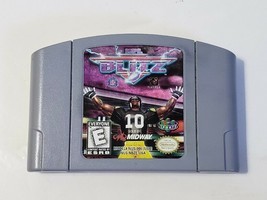 NFL Blitz - Nintendo 64 N64 Video Game Cartridge - $15.79