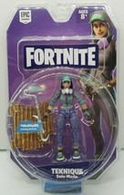 Brand New Sealed Fortnite Solo Mode Teknique Action Figure Toy - $13.85