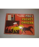Vintage Kamero Pony Pocket Camera Used - $29.69
