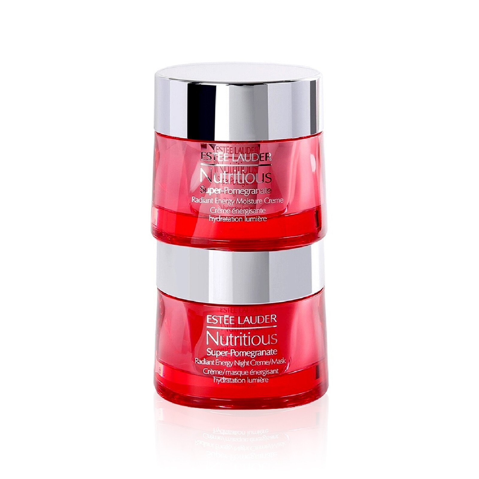 Primary image for Estee Lauder Nutritious Super-Pomegranate Radiant Energy Moisture Creme 50ml & N
