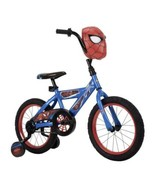 """Huffy Spider-Man Bike Ideal For Ages 4 To 6, Rider Height: 42"""" to 48"""" (a... - $395.99"""