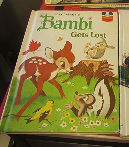 Primary image for Bambi Gets Lost Disney Book Club