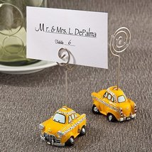 Taxicab Place Card Holders, 20 - $53.35