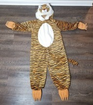 plush tiger Halloween costume size 6 dress up - $14.01