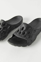 NEW IN BOX Merrell Hydro Slide Sandal Black sz 5 - $26.73