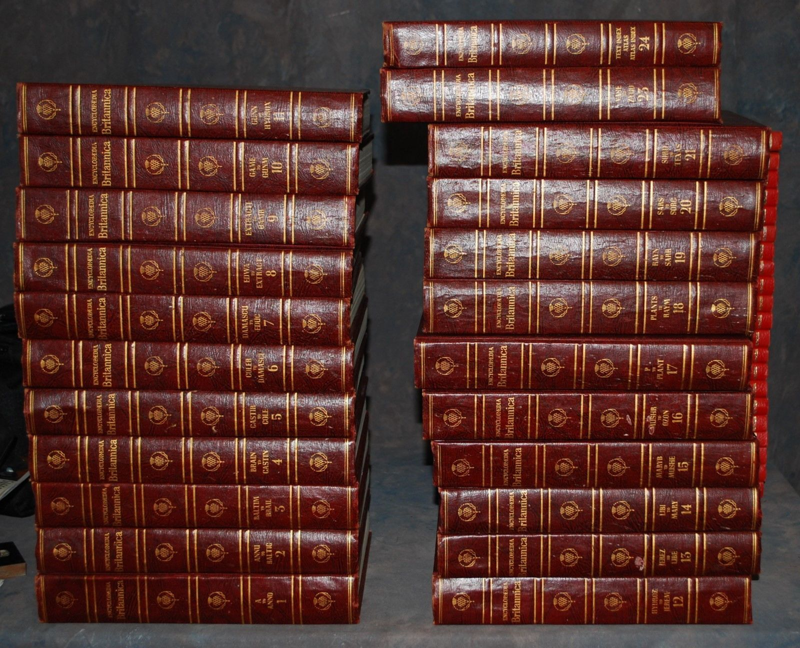 Encyclopedia Britannica Goes Fully Digital - Finding Napoleon