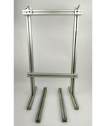 80/20 1515 T-Slotted Profile Erector Display Frame Pieces Spares Aluminu... - $98.99