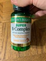 Natures Bounty Super B-Complex 150 Tablets - $17.70