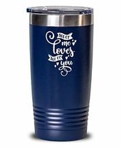 Romantic Happy Valentine's Day Tumbler - All of Me - Insulated Thermos for Fianc - $32.66