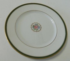 Gorham Fine China Valcourt Gold Accent Salad Plate Made in Japan Decorated n USA - $12.75