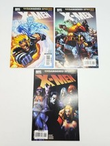 X-men 201 202 203 Volume 1 October 1991 Series Marvel Comic Book Lot of 3 - $17.34