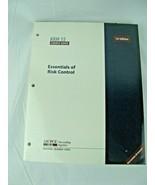 Essentials of Risk Control : ARM 55 Course Guide !st Edition AICPCU- NEW... - $29.65