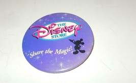 Disney Pin - The Disney STORE- Share The MAGIC- Exc - H76 - $2.93