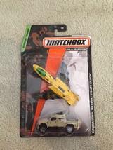 New Matchbox 2013 International MXT MVA/Steath Launch - $7.91