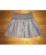 * Rachael & Chloe chambray striped Skirt Size small 10 Girls - $8.03