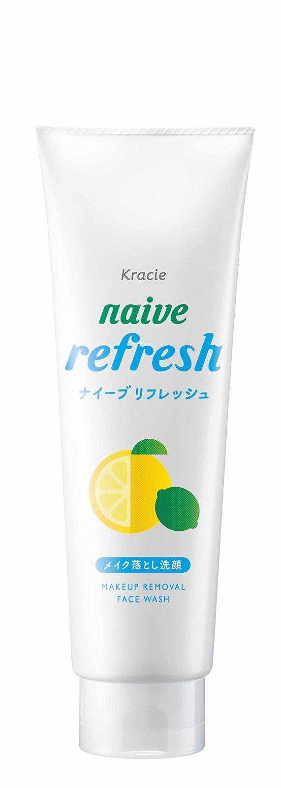 Naive facewash lemon200  1