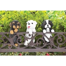 Climbing Cutie Dog Hanging Outdoor Decoration in 3 Types - $7.95