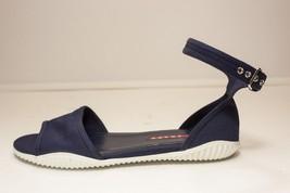 Prada US 9.5 to 10 Blue Sandals Women's EUR 41 - $89.00