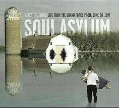 After the Flood Live from the Grand Forks Prom June 28, 1997 Soul Asylum CD 2004 - $80.98