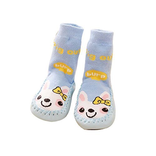 Cotton Babies Thicken Socks Durable Cartoon Baby Sock Long Style