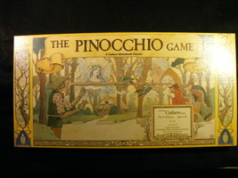 The Pinocchio Game by Cadaco Games (1985) COMPLETE! - $13.09