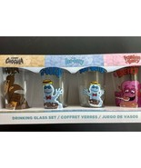 NIB set 4 Funko Count Chochula Booberry Frankenberry Cereal drinking cup... - $79.50