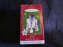 2001 Hallmark Keepsake Ornament R2-D2 Star Wars Collector's Series No. 5... - $19.99