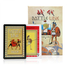 2018 english version Battle line board game family game cards game party... - $12.86
