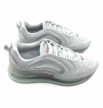 NIKE WOMENS Shoes Air Max 720 Size US 9   Pure Platinum Light Redwood - $124.32