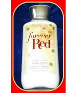 Bath & Body Works FOREVER RED 24hour Moisture Body Lotion 8 oz. - $10.84