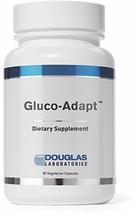 Douglas Laboratories - Gluco-Adapt Formerly Gluco-Mend - Blend of Herbs, Mineral