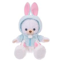 Disney Unibearity Stuffed Doll Costume Easter Bunny Blue - $64.35