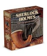 Classic Mystery Jigsaw Puzzle - Sherlock Holmes - $28.70