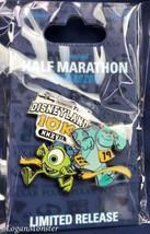 runDisney 2017 Disneyland Half Marathon 10K Mike Sully Pixar Pin - $15.00
