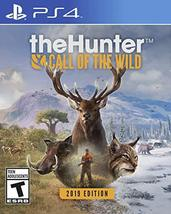 theHunter: 2019 Edition - PlayStation 4 [video game] - $90.56